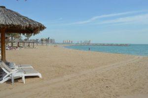 beach intercontinental doha