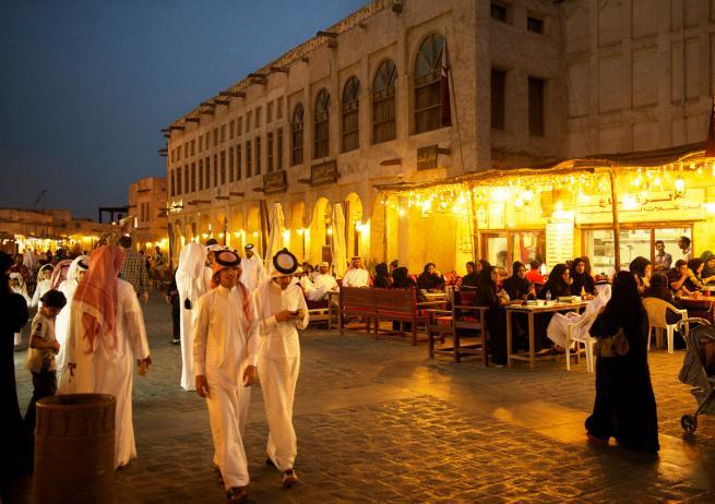 doha qatar nightlife