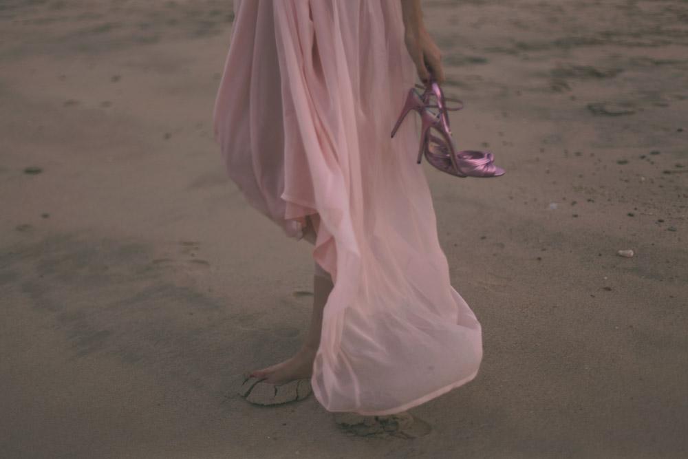 pink dress vladimiro gioia details visit qatar