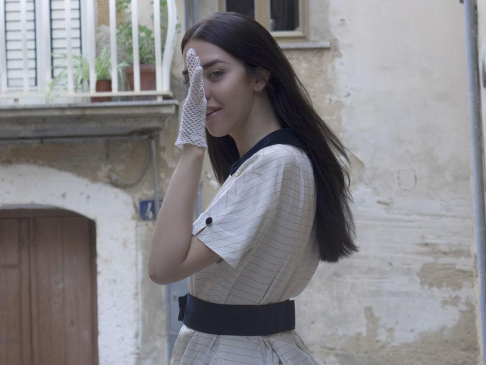 samantha de reviziis a caltagirone sicilia