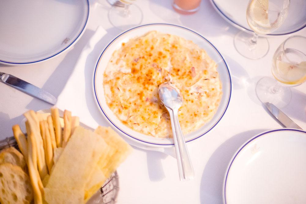 menu cipriani
