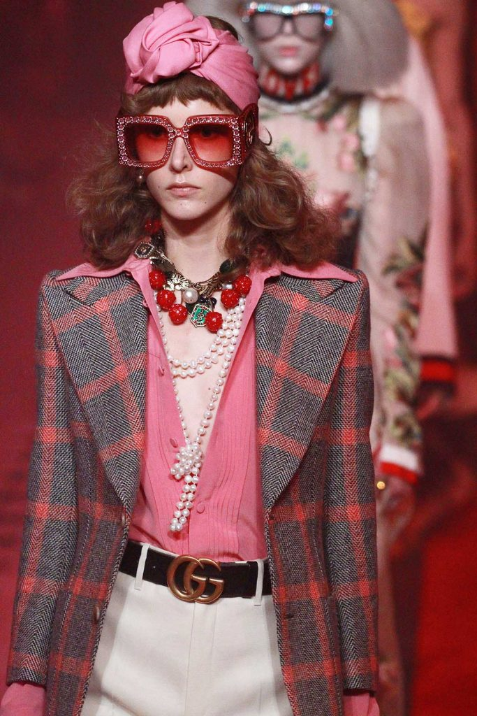 milan fashion week gucci 2017