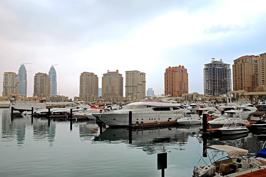 porto arabia doha