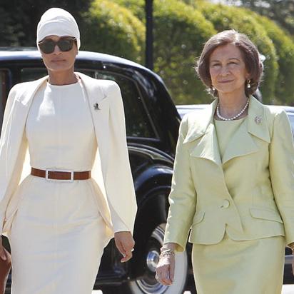 sheikha mozah moda
