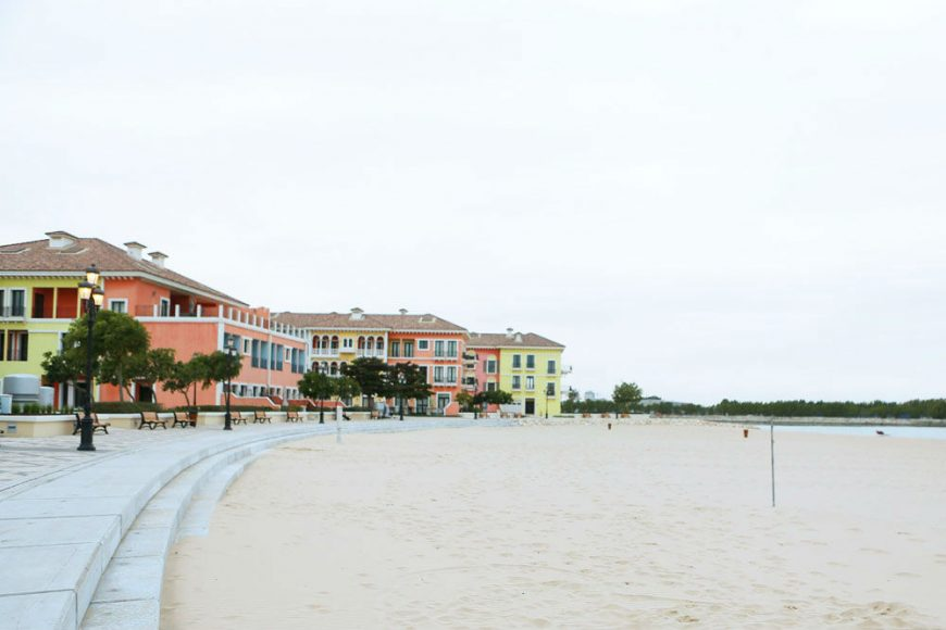 doha foto qatar quatier spiagge