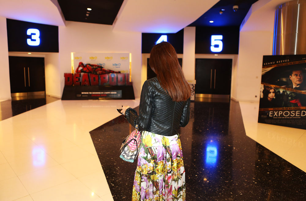 doha nightlife movies
