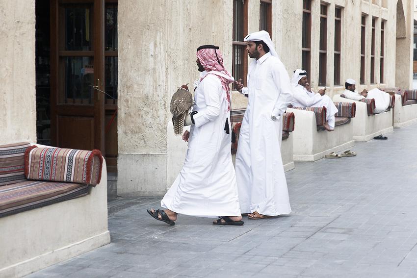 doha qatara souq waqi