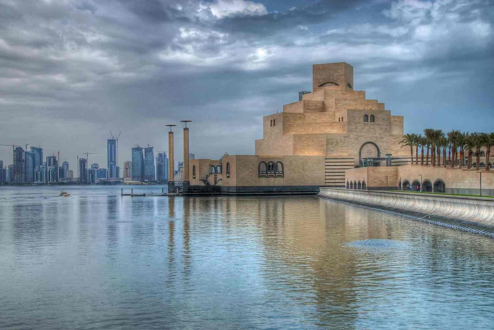 museo arte islamica doha qatar