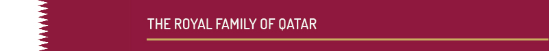 the royal family of qatar