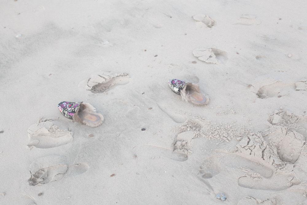 scarpe gucci samantha de reviziis in spiaggia a doha