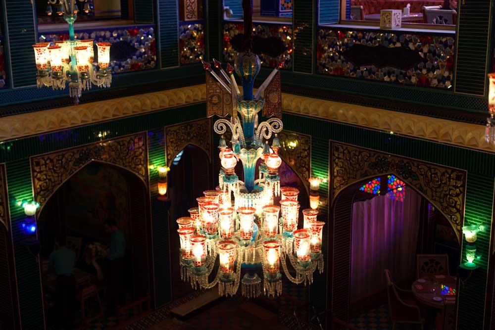 lampade al parisa