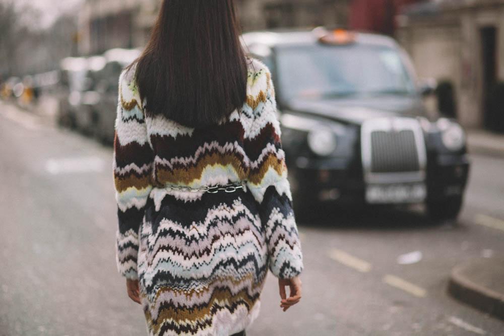 abito in pelliccia