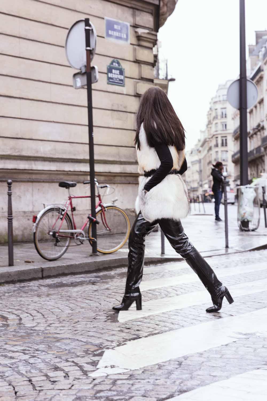 how to dress for fashion week samantha