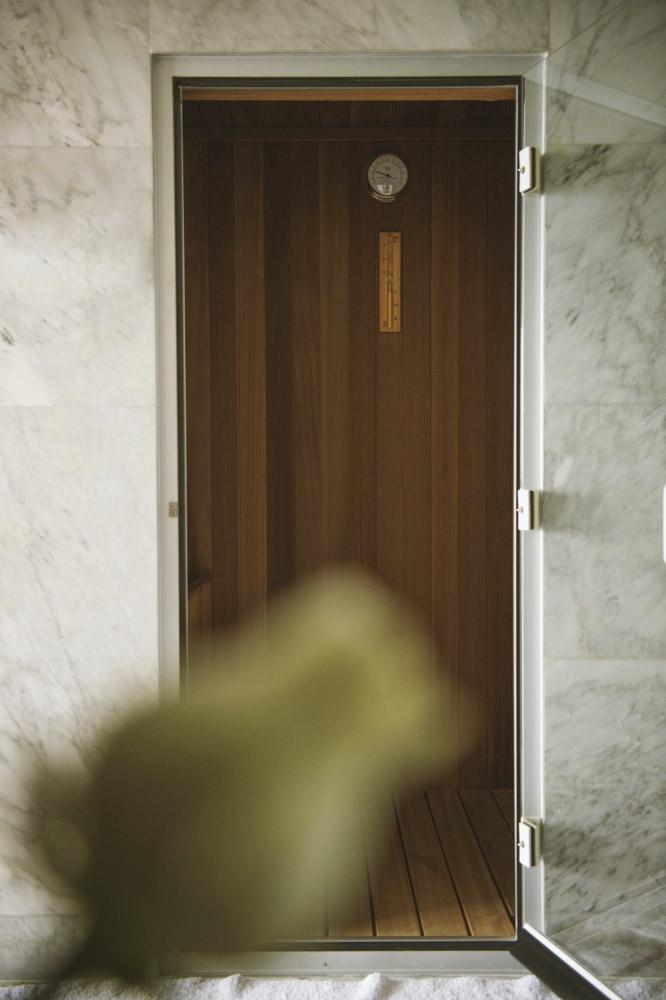suite at the Portman Ritz Carlton Shanghai