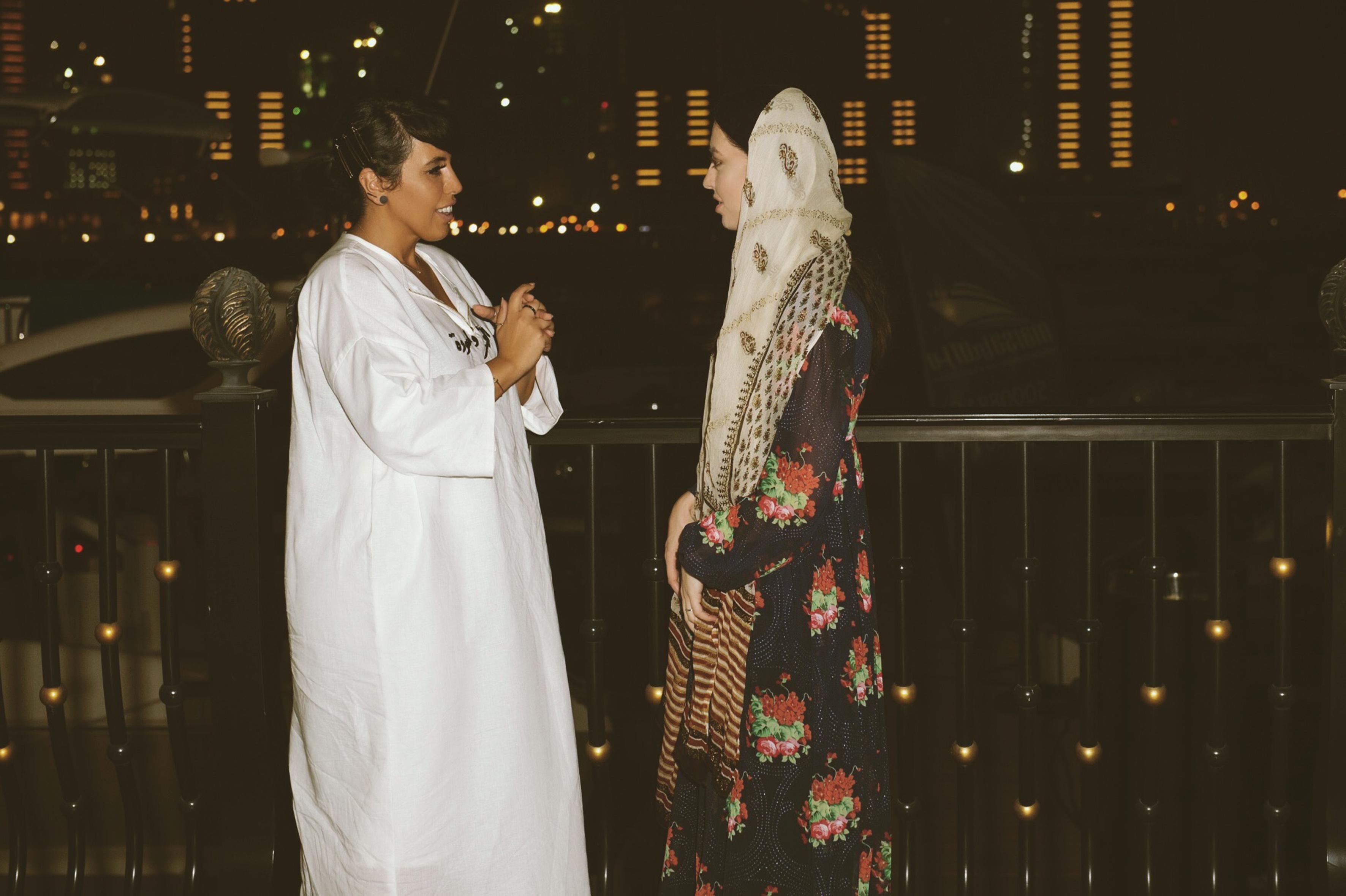 Fatma Al Thani Samantha Doha