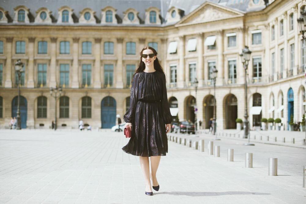 street style samantha de reviziis couture week 2017